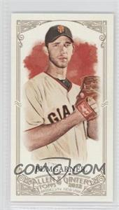2012 Topps Allen & Ginter's - [Base] - Minis Allen & Ginter Back #130 - Madison Bumgarner