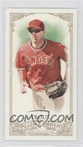 2012 Topps Allen & Ginter's - [Base] - Minis Allen & Ginter Back #140 - Mike Trout