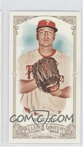2012 Topps Allen & Ginter's - [Base] - Minis Allen & Ginter Back #141 - Vance Worley