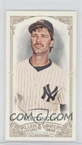 2012 Topps Allen & Ginter's - [Base] - Minis Allen & Ginter Back #170 - Don Mattingly