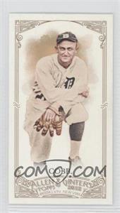 2012 Topps Allen & Ginter's - [Base] - Minis Allen & Ginter Back #197 - Ty Cobb