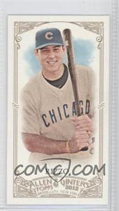 2012 Topps Allen & Ginter's - [Base] - Minis Allen & Ginter Back #270 - Anthony Rizzo
