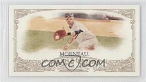 2012 Topps Allen & Ginter's - [Base] - Minis Allen & Ginter Back #297 - Justin Morneau