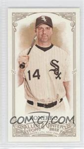 2012 Topps Allen & Ginter's - [Base] - Minis Allen & Ginter Back #308 - Paul Konerko