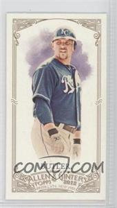 2012 Topps Allen & Ginter's - [Base] - Minis Allen & Ginter Back #329 - Billy Butler