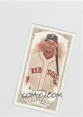 2012 Topps Allen & Ginter's - [Base] - Minis Allen & Ginter Back #331 - Carl Crawford
