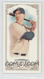 2012 Topps Allen & Ginter's - [Base] - Minis Allen & Ginter Back #333 - Kelly Johnson