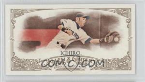 2012 Topps Allen & Ginter's - [Base] - Minis Allen & Ginter No Number #IC - Ichiro Suzuki