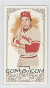 2012 Topps Allen & Ginter's - [Base] - Minis Allen & Ginter No Number #JOBE - Johnny Bench