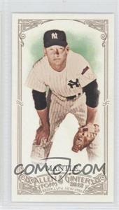 2012 Topps Allen & Ginter's - [Base] - Minis Allen & Ginter No Number #MIMA - Mickey Mantle