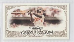 2012 Topps Allen & Ginter's - [Base] - Minis Allen & Ginter No Number #NIMA - Nick Markakis