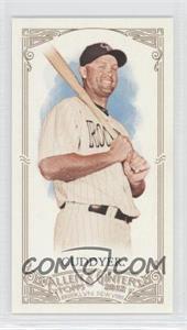 2012 Topps Allen & Ginter's - [Base] - Minis Red Allen & Ginter Baseball Back #62 - Michael Cuddyer /25