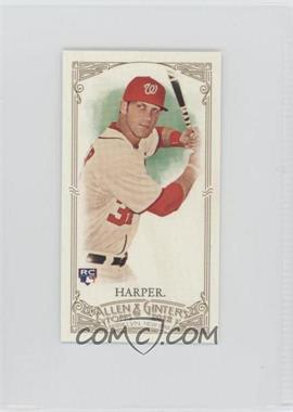 2012 Topps Allen & Ginter's - [Base] - Minis #12 - Bryce Harper