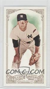 2012 Topps Allen & Ginter's - [Base] - Minis #7 - Mickey Mantle