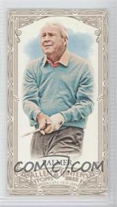 2012 Topps Allen & Ginter's - [Base] - Retail Minis Gold Border #105 - Armando Paniagua