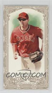 2012 Topps Allen & Ginter's - [Base] - Retail Minis Gold Border #140 - Mike Trout