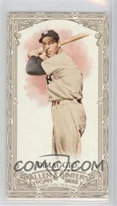 2012 Topps Allen & Ginter's - [Base] - Retail Minis Gold Border #181 - Joe DiMaggio