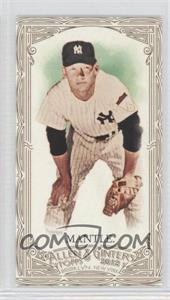2012 Topps Allen & Ginter's - [Base] - Retail Minis Gold Border #7 - Mickey Mantle