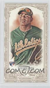 2012 Topps Allen & Ginter's - [Base] - Retail Minis Gold Border #79 - Yoenis Cespedes