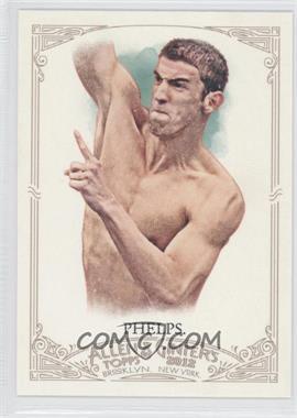 2012 Topps Allen & Ginter's - [Base] #129 - Michael Phelps