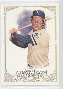 2012 Topps Allen & Ginter's - [Base] #137 - George Brett