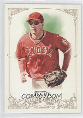 2012 Topps Allen & Ginter's - [Base] #140 - Mike Trout
