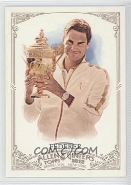 2012 Topps Allen & Ginter's - [Base] #157 - Roger Federer