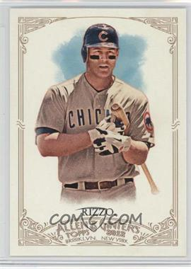 2012 Topps Allen & Ginter's - [Base] #270 - Anthony Rizzo