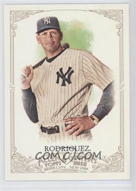 2012 Topps Allen & Ginter's - [Base] #288 - Alex Rodriguez