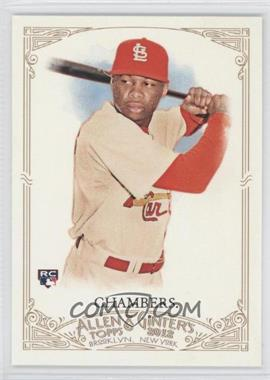 2012 Topps Allen & Ginter's - [Base] #301 - Adron Chambers