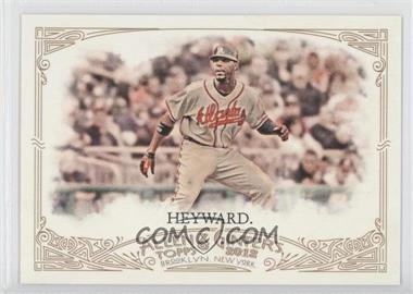 2012 Topps Allen & Ginter's - [Base] #317 - Jason Heyward