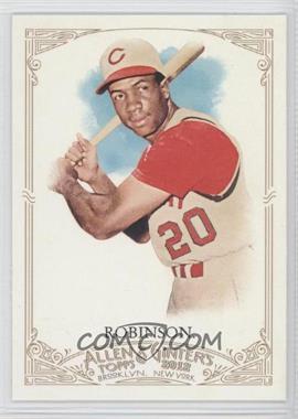 2012 Topps Allen & Ginter's - [Base] #325 - Frank Robinson