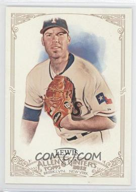 2012 Topps Allen & Ginter's - [Base] #341 - Colby Lewis