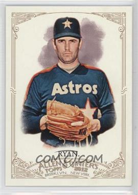 2012 Topps Allen & Ginter's - [Base] #345 - Nolan Ryan