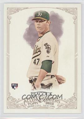 2012 Topps Allen & Ginter's - [Base] #39 - Brad Peacock