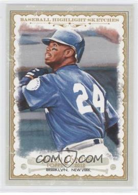 2012 Topps Allen & Ginter's - Baseball Highlight Sketches #BH-15 - Ken Griffey Jr.