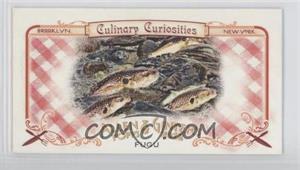 2012 Topps Allen & Ginter's - Culinary Curiosities Minis #CC7 - Fugu