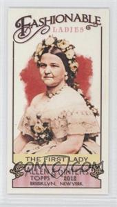 2012 Topps Allen & Ginter's - Fashionable Ladies Minis #FL-1 - The First Lady