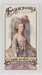 2012 Topps Allen & Ginter's - Fashionable Ladies Minis #FL-3 - The Queen