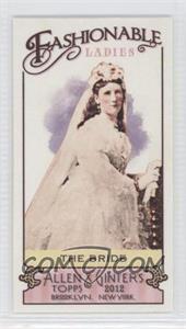 2012 Topps Allen & Ginter's - Fashionable Ladies Minis #FL-7 - The Bride