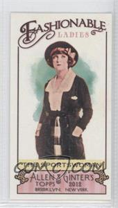 2012 Topps Allen & Ginter's - Fashionable Ladies Minis #FL-8 - The Sportswoman