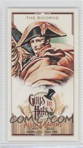 2012 Topps Allen & Ginter's - Guys in Hats Minis #GH-10 - The Bicorne