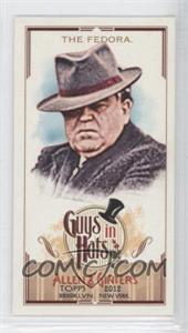 2012 Topps Allen & Ginter's - Guys in Hats Minis #GH-3 - The Fedora
