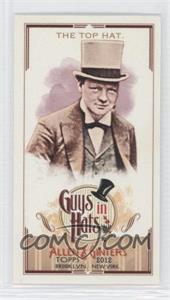 2012 Topps Allen & Ginter's - Guys in Hats Minis #GH-6 - The Top Hat