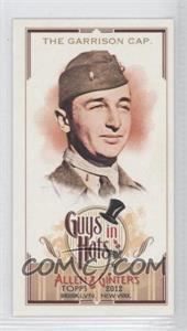 2012 Topps Allen & Ginter's - Guys in Hats Minis #GH-9 - The Garrison Cap