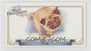 2012 Topps Allen & Ginter's - Man's Best Friend Minis #MBF-14 - Pug