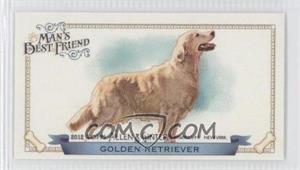 2012 Topps Allen & Ginter's - Man's Best Friend Minis #MBF-3 - Golden Retriever