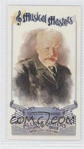 2012 Topps Allen & Ginter's - Musical Masters Minis #MM-9 - Pyotr Illyich Tchaikovsky