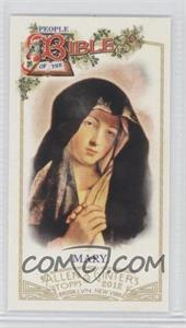2012 Topps Allen & Ginter's - People of the Bible Minis #PB-14 - Mary