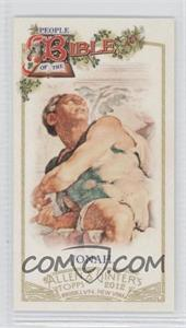 2012 Topps Allen & Ginter's - People of the Bible Minis #PB-5 - Jonah